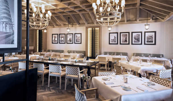 The Ritz-Carlton, Abama: Verona Restaurant