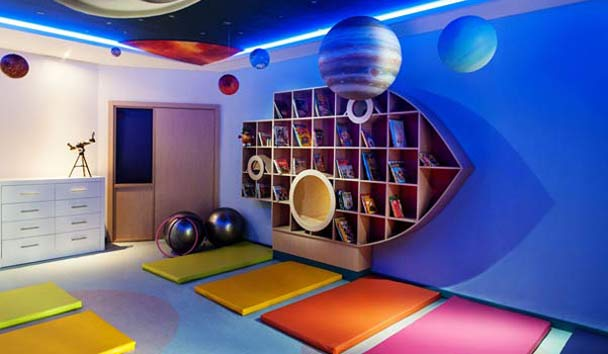 The Ritz-Carlton, Abama: Children's Play Area