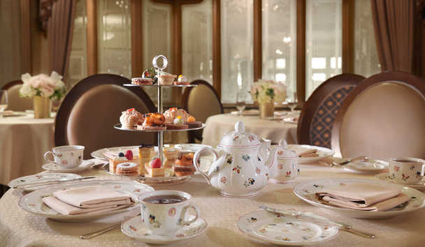 The Peabody: Afternoon Tea