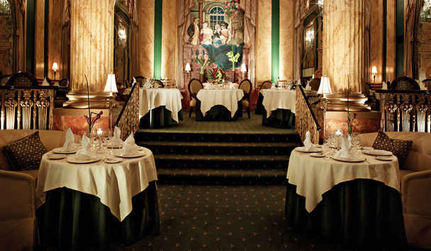 The Peabody: Dining