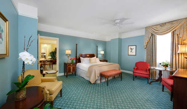 The Hermitage Hotel: Executive Suite