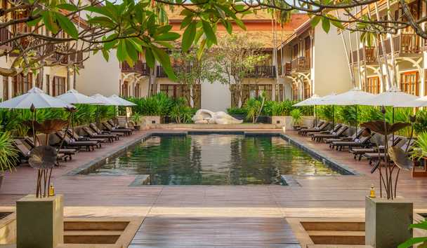 Anantara Angkor Resort: Swimming Pool