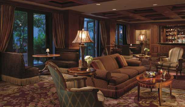 The Ritz-Carlton, New Orleans: Lounge