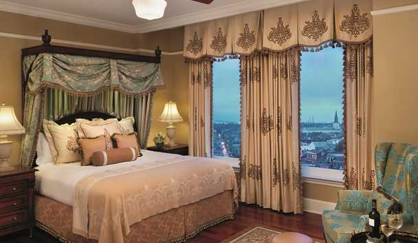 The Ritz-Carlton, New Orleans: Club King
