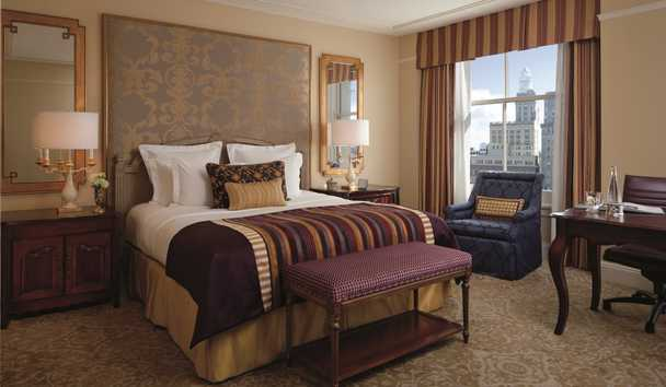 The Ritz-Carlton, New Orleans: Deluxe King Room