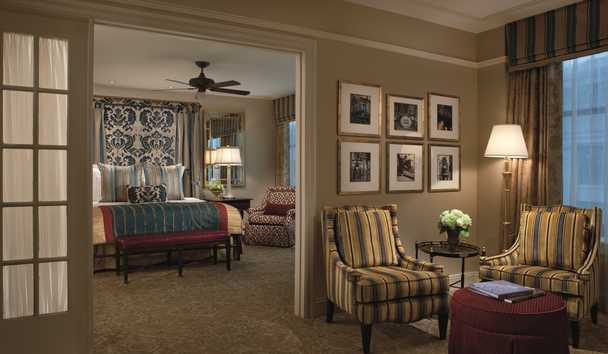 The Ritz-Carlton, New Orleans: Executive Suite