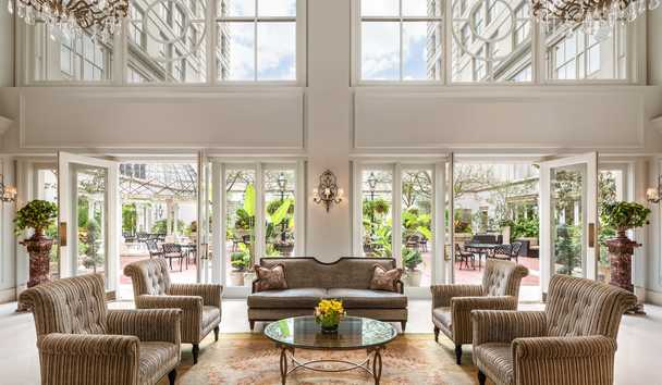 The Ritz-Carlton, New Orleans: Lobby