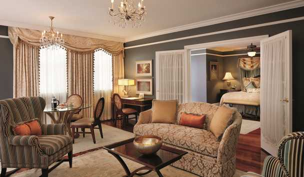 The Ritz-Carlton, New Orleans: Maison Orleans Suite