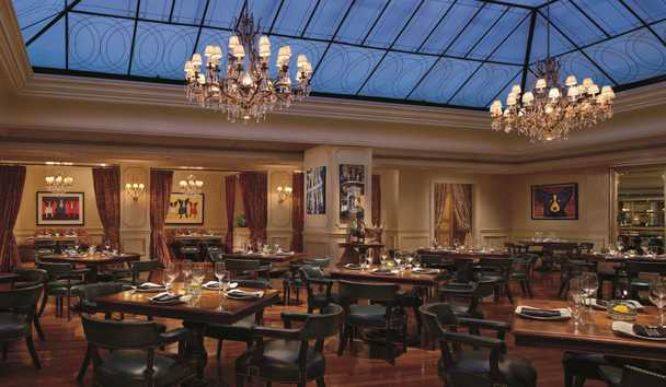 The Ritz-Carlton, New Orleans: M Bistro