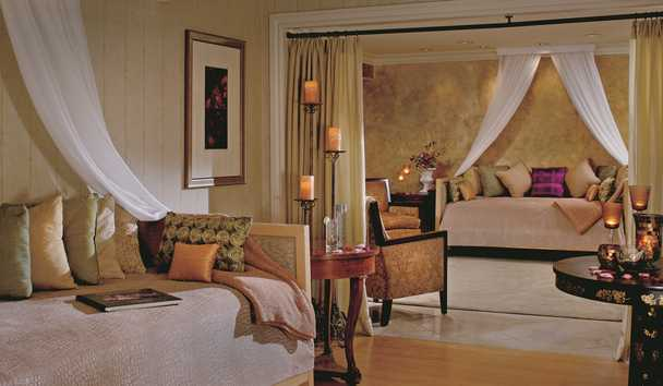 The Ritz-Carlton, New Orleans: Spa relaxation area