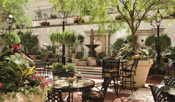 The Ritz-Carlton, New Orleans: Terrace