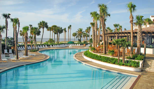The Cloister at Sea Island: Beach Club Pool