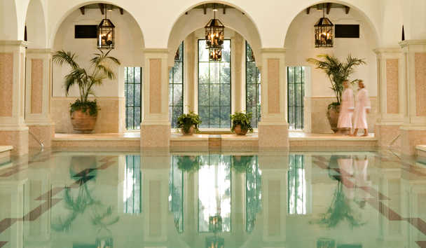 The Cloister at Sea Island: Indoor Pool