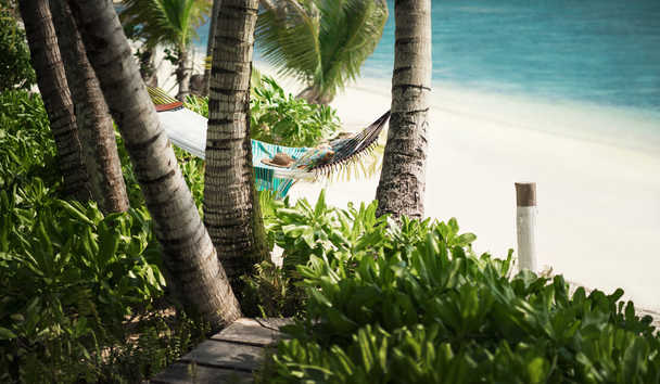 Four Seasons Resort Seychelles at Desroches Island: Beach Hammock