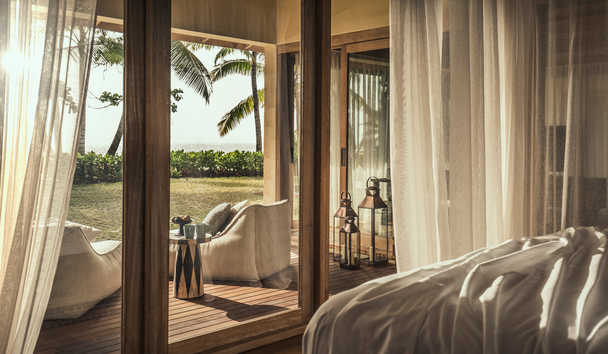 Four Seasons Resort Seychelles at Desroches Island: One Bedroom Suite