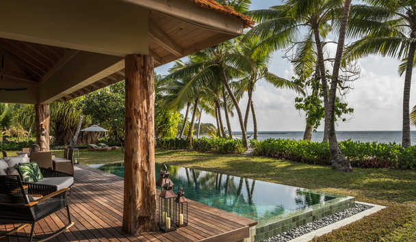 Four Seasons Resort Seychelles at Desroches Island: Two Bedroom Villa