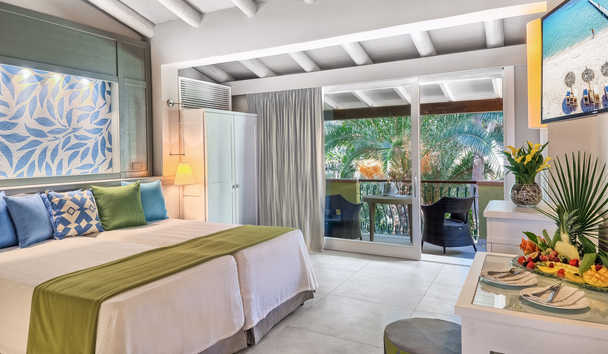Forte Village - Pineta: Superior Terrace Room