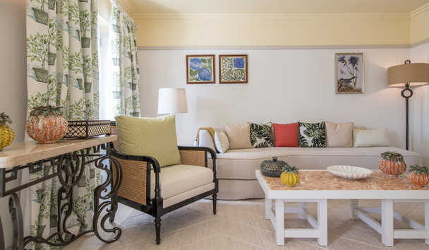 Cotton House: Family Suite Living Area