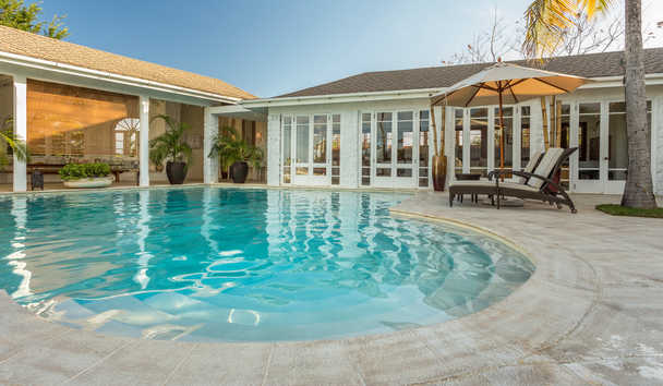 Cotton House: The Residence Pool Area