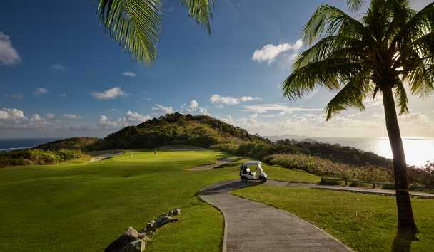 Pink Sands Club, Canouan: Golf Course
