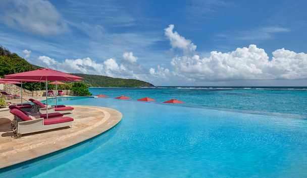 Pink Sands Club, Canouan: Swimming Pool
