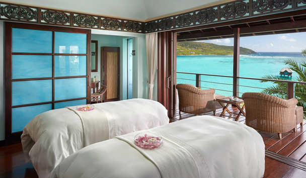 Pink Sands Club, Canouan: Spa