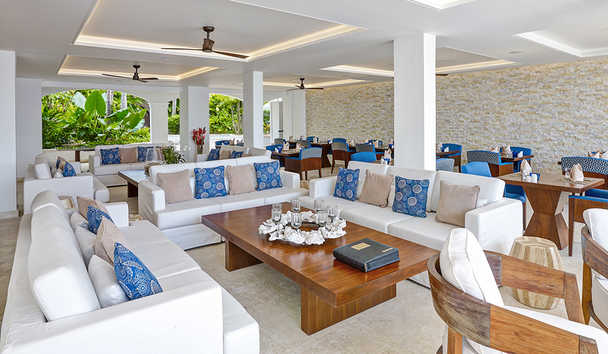 The House by Elegant Hotels: Seating Area
