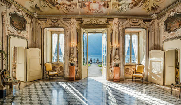 Villa Sola Cabiati, by Grand Hotel Tremezzo, Interior