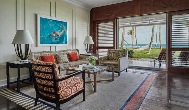 The Ocean Club, A Four Seasons Resort Bahamas: Luxury Beachfront Suite