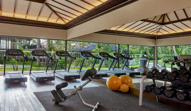 The Ritz-Carlton, Langkawi: Fitness Centre