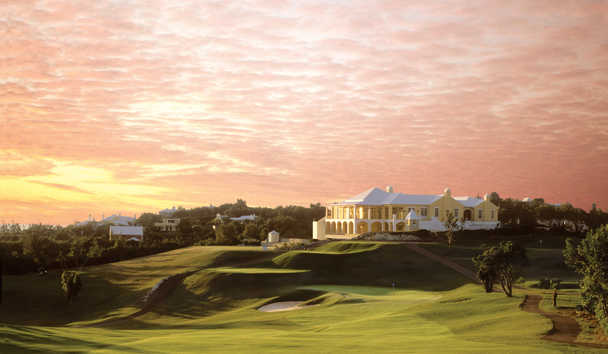 Rosewood Bermuda: Tuckers Point Golf Clubhouse