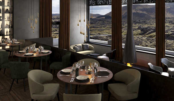 The Retreat at Blue Lagoon: Dining