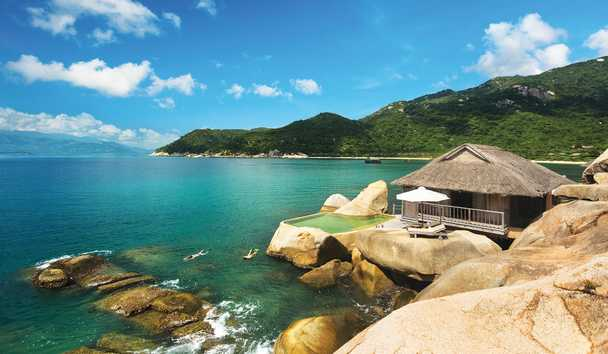 Six Senses Ninh Van Bay: Water Villa