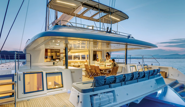 Dream Yacht Charter: Lagoon 620