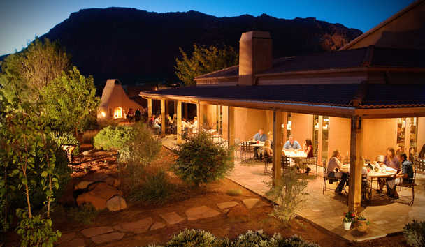 Red Mountain Resort: Canyon Breeze Restaurant