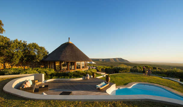 Grootbos: Family pool