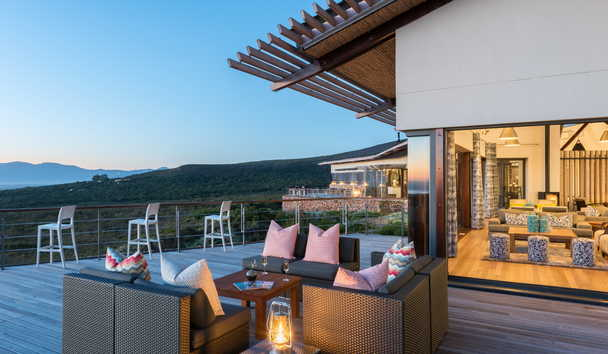 Grootbos: Forest Lodge pool