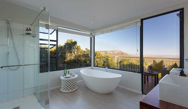 Grootbos: Garden Suite bathroom