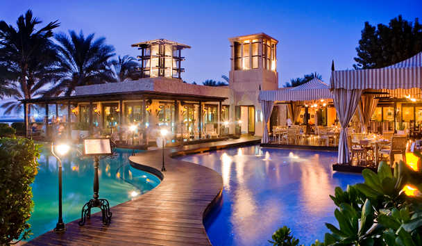 One&Only Royal Mirage, Arabian Court