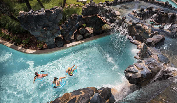 Four Seasons Resort Orlando at Walt Disney World® Resort: The Lazy River