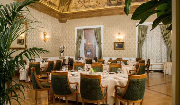Grand Hotel Majestic Già Baglioni: I Carraci Restaurant