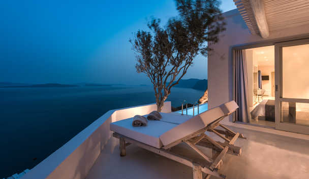 Andronis Luxury Suites: Exclusive Suite with Infinity Pool