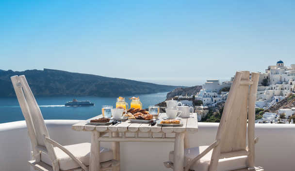 Andronis Luxury Suites: Sunset Villa Socrates