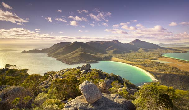 Mt Amos, Wineglass Bay, Tasmania
