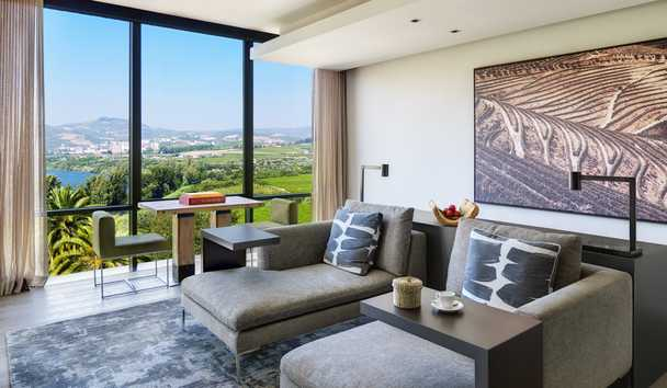 Six Senses Douro Valley: Quinta Panoramic Suite