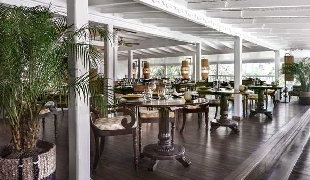 Villa Marie Saint Barth: Dining Area