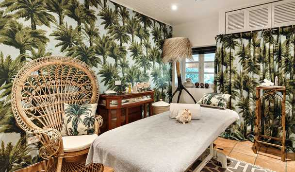 Villa Marie Saint Barth: Spa Treatment Room