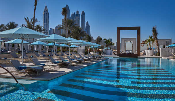 One&Only Royal Mirage, Residence & Spa: DRIFT Beach Club