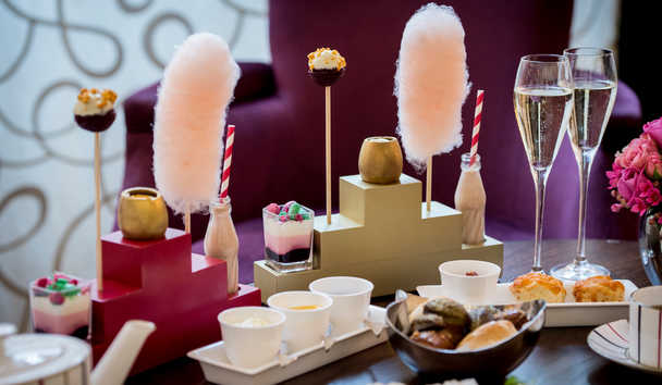 One Aldwych: Afternoon Tea inspired by Charlie and the Chocolate Factory