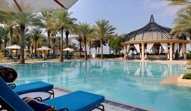 One&Only Royal Mirage Resort and Spa, Dubai